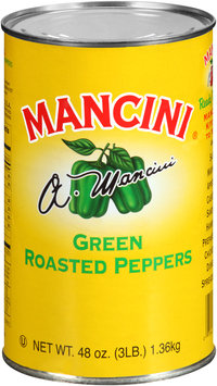Mancini® Green Roasted Peppers