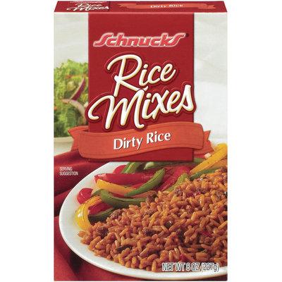 Schnucks Dirty Rice Rice Mixes 8 Oz Box