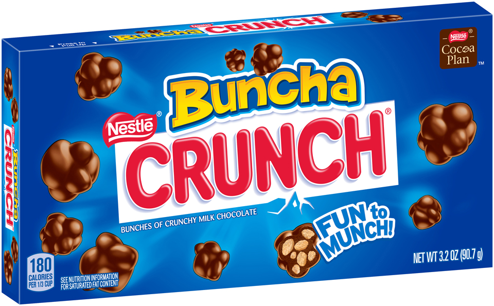 Nestlé Buncha Crunch Candy