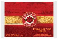American Beauty  Fideo Cortado 7 Oz Bag