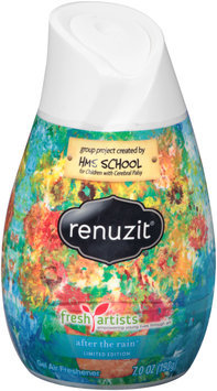 Renuzit® Fresh Artists® Limited Edition After the Rain® Gel Air Freshener