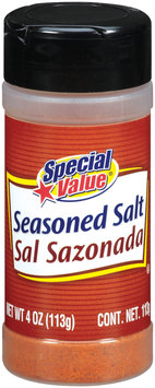 Special Value Seasoned Salt 4 Oz Shaker