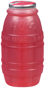 Little Hug® Fruit Barrels™ Fruit Punch Juice 8 fl. oz. Bottle