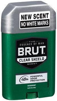 Brut® Clear Shield Scent Deodorant 2.25 oz Stick