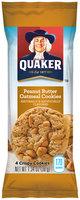 Quaker® Peanut Butter Oatmeal Cookies
