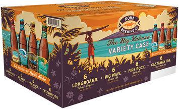 Kona Brewing Co.® The Big Kahuna® Variety Case 24-12  fl. oz. Bottles