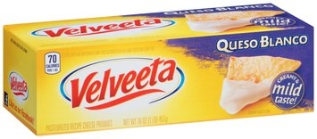 Velveeta Queso Blanco Cheese