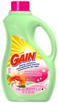 Gain with FreshLock Island Fresh Liquid Fabric Softener