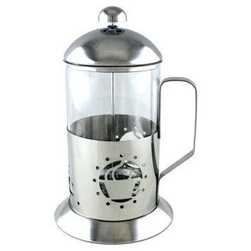 Ovente French Press Coffee Maker Size: 27 oz.