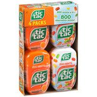 Tic Tac Orange/Fruit Adventure Variety Pack Mints