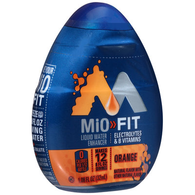 MiO Fit Orange Liquid Water Enhancer 1.08 fl. oz. Bottle