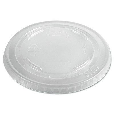 Dart Container Plastic Lid, Translucent