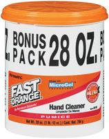 Fast Orange® Hand Cleaner Natural Orange Citrus Pumice 28 oz.