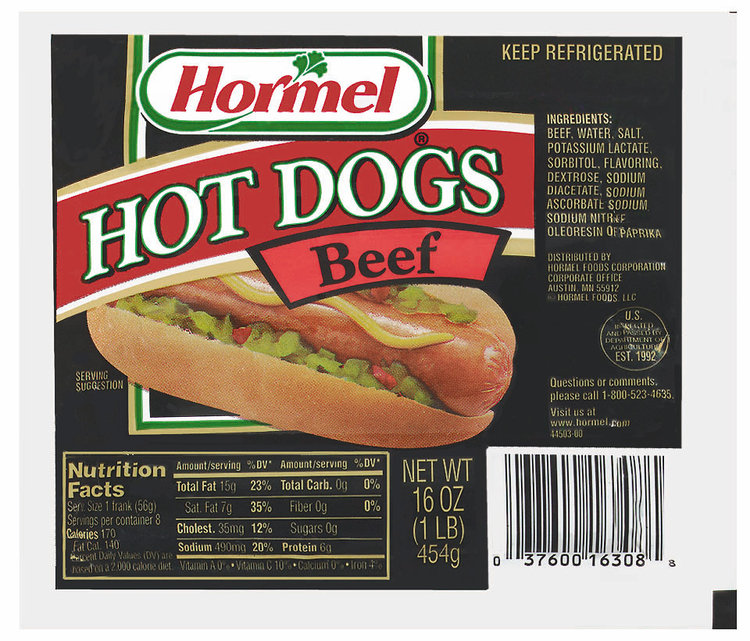 Best Brand Hot Dogs List