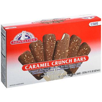 Polar Treats® Novelties Caramel Crunch Bars 12 ct Box
