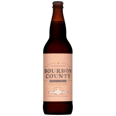 Goose Island Bourbon County Vanilla Rye Stout 650mL Bottle