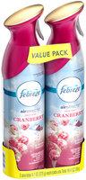 Air Effects Febreze Air Effects Fresh Twist Cranberry Air Freshener (2 Count, 19.4 oz)