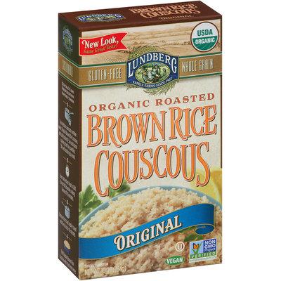 Lundberg® Organic Original Roasted Brown Rice Couscous 10 oz. Box