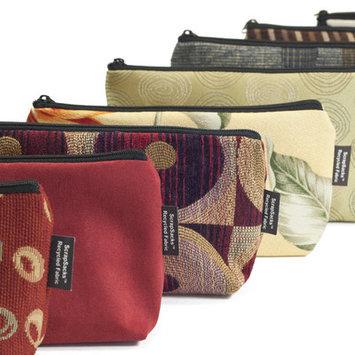 Joan Fabrics Makeup Bag and Travel Bag