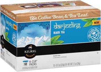 The Coffee Bean & Tea Leaf® Darjeeling Black Tea K-Cup® Packs 10 ct Box