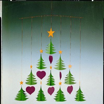 Flensted Mobiles Ten Christmas Tree Mobile