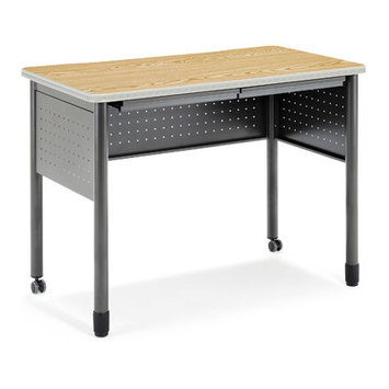 Mesa Compact Standing Height Desk 47