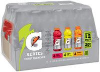 Gatorade® Fruit Punch Lemon-lime Orange Sports Drink