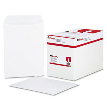 Universal Battery Universal 44104 Catalog Envelope Side Seam 9 x 12 White 250/box