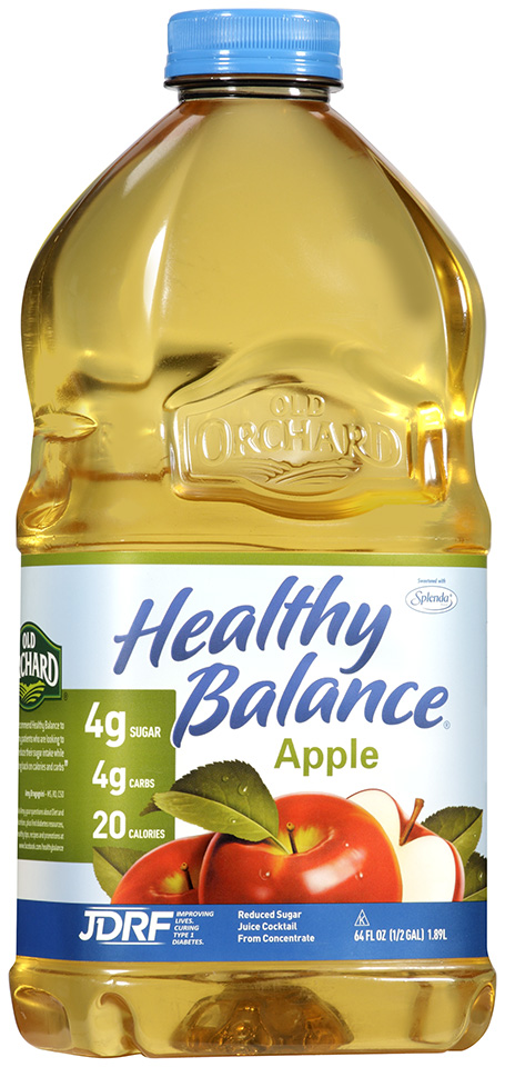 Healthy Balance® Apple Juice Cocktail 64 fl. oz. Bottle