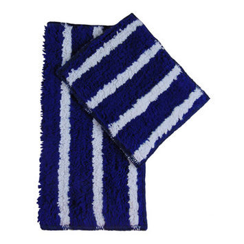Janey Lynn's Designs Inc 2 Piece Striped Shaggie and Shrubbie Set