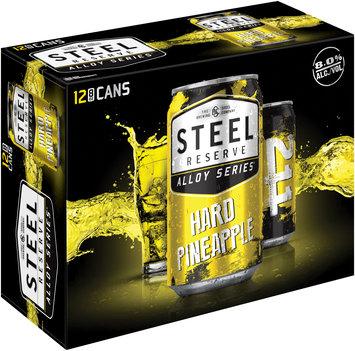 Steel Reserve Alloy Series® Hard Pineapple Malt Beverage 96 fl. oz. Box