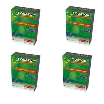 Equator Advanced Appliances Equator High-efficiency 5-pound Laundry Detergent (Pack of 4)