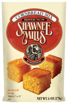 Shawnee Mills  Cornbread Mix 6 Oz Packet