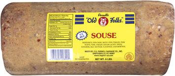 Purnell's Old Folks Mild Souse 6 Lb Chub