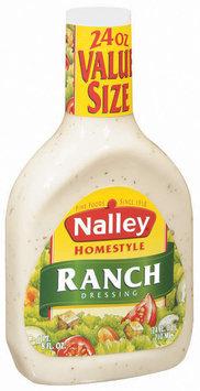 Nalley Homestyle Ranch Dressing 24 Oz Plastic Bottle