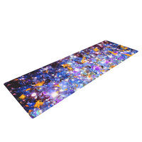 Kess Inhouse Midnight Serenade by Ebi Emporium Yoga Mat
