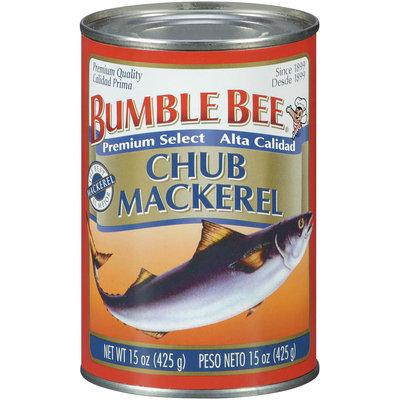 Bumble Bee® Chub Mackerel