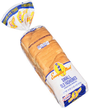 Evangeline Maid® Small Old Fashioned Bread 18 oz. Loaf