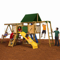 PlayStar Legend Ready to Assemble Silver Play Set