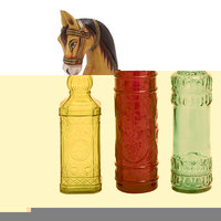 Benzara 16572 Rocking Horse Wood