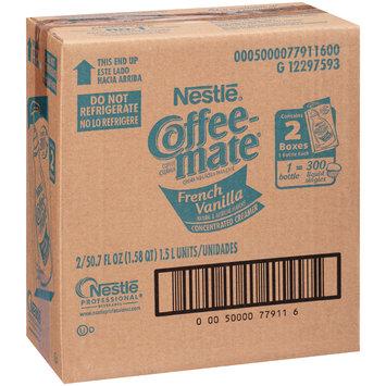 COFFEE-MATE French Vanilla Liquid Coffee Creamer 50.7 fl. oz. Pump