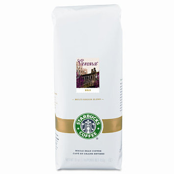 Five Star Distributors, Inc. Starbucks Coffee, Verona, Ground, 1 Lb. Bag