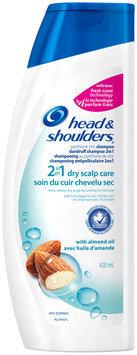 Head & Shoulders Dry Scalp Care with Almond Oil 2-in-1 Dandruff Shampoo + Conditioner