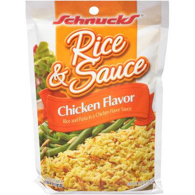 Schnucks® Chicken Flavor Rice & Sauce 5.6 oz. Bag