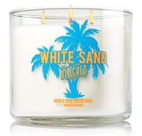 Bath & Body Works® White Sand Beaches 3-Wick Candle
