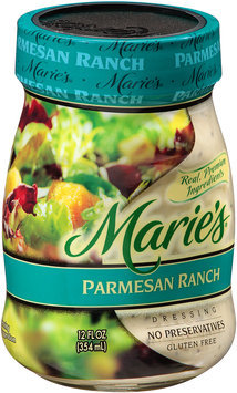Marie's® Parmesan Ranch Dressing 12 fl. oz. Jar