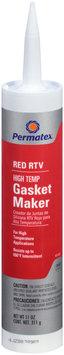 Permatex® High Temp Red RTV Gasket Maker 11 oz. Cartridge