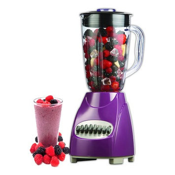 Cookinex 12 Speed Blender Color: Purple
