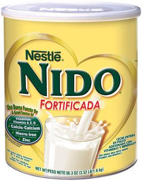 Nestlé NIDO Fortificada Dry Milk 56.3 oz. Canister
