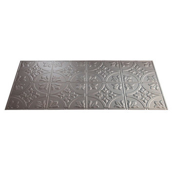 Fasade 24-1/2-in x 48-1/2-in Fasade Traditional Ceiling Tile Panel G51-09